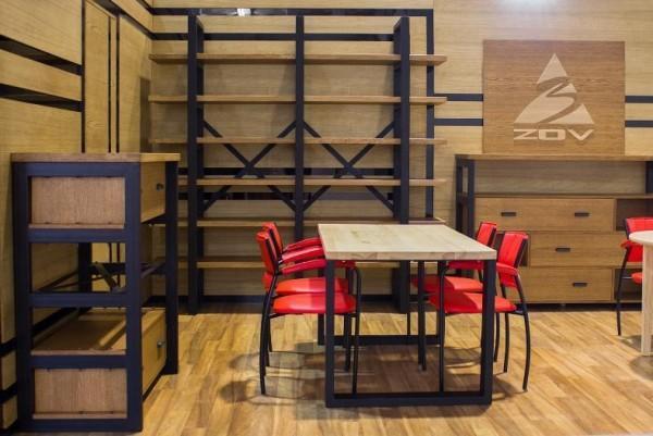 nowoczesny styl stołu