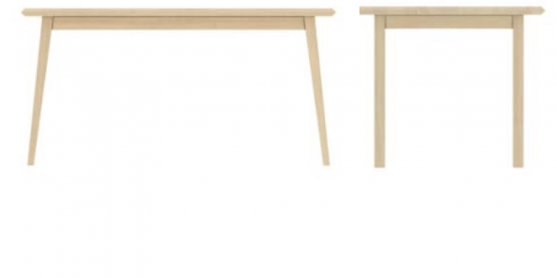 Country Style stolik