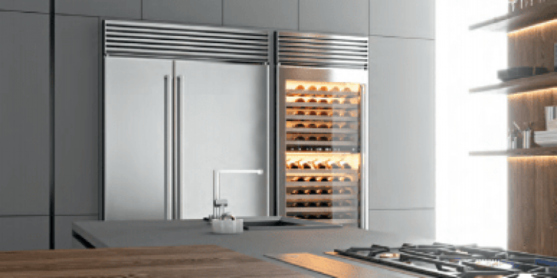 kuchnia Matt_Monochrome CENERI