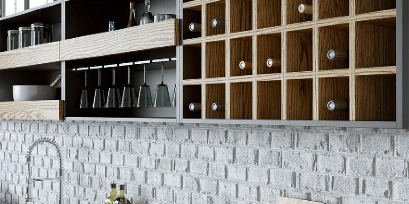 LOFT Eco półki